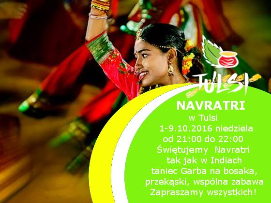 NAVRATRI 2016 1-9 Navratri w Tulsi